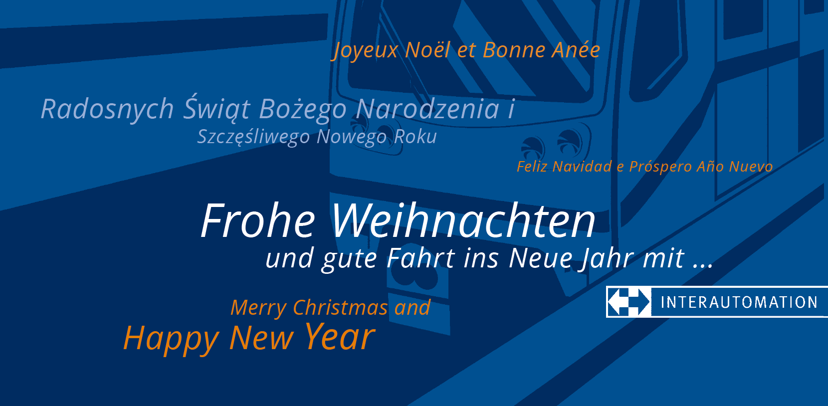 Weihnacht INTERAUTOMATION